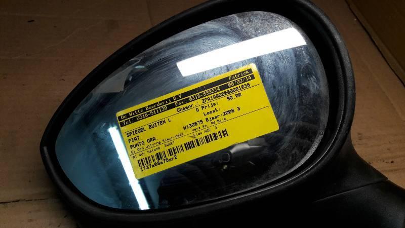011023 LUSTERKO LEWE FIAT GRANDE PUNTO 3PIN 08R