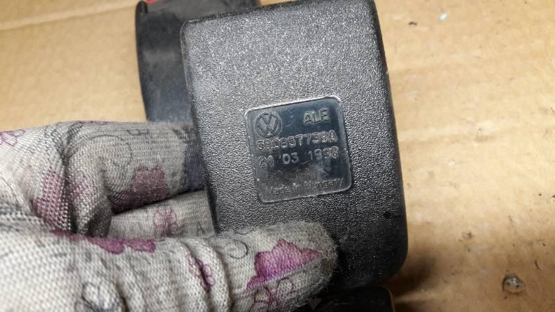 3B0857739A ZAPINKA PASA TYL VW PASSAT B5 KOMBI