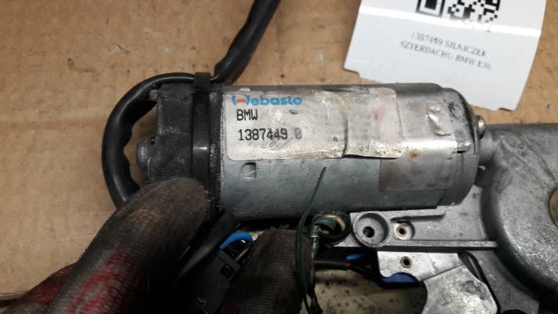 1387449 SILNICZEK SZYERDACHU BMW E36