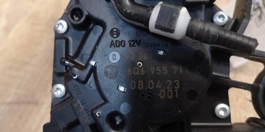 6Q6955711C SILNICZEK WYCIERACZKI TYL VW POLO IV