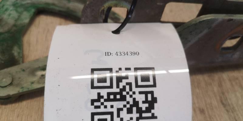 834870 ZAWIAS MASKI PRAWY RENAULT MEGANE I