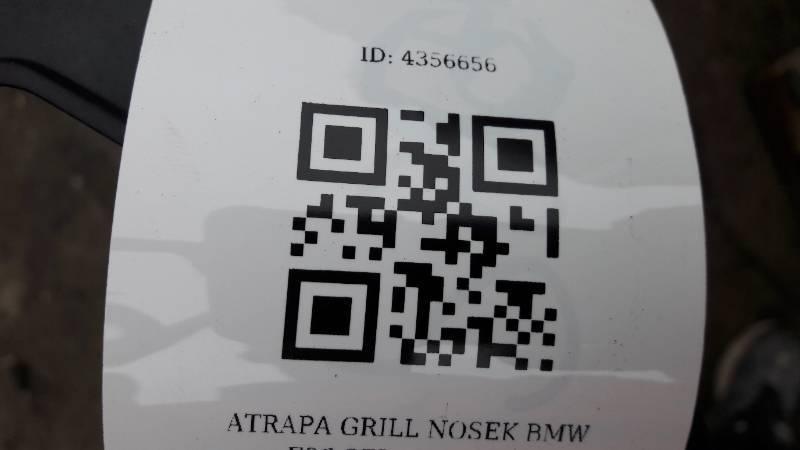 ATRAPA GRILL NOSEK BMW E36 SEDAN KOMBI
