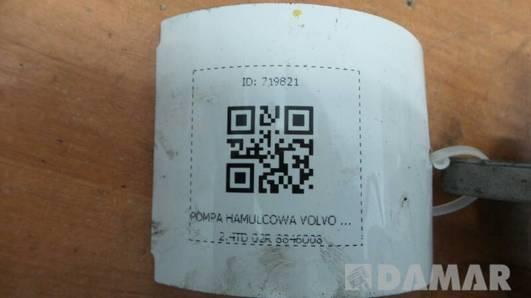 POMPA HAMULCOWA VOLVO S60 2.4TD 02R 8846008