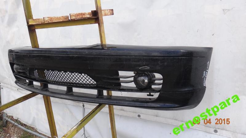 BMW 3 E46 COUPE 99- ZDERZAK PRZÓD PRZEDNI