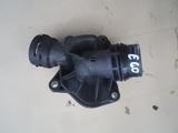 BMW 3.0D E60 OBUDOWA TERMOSTATU