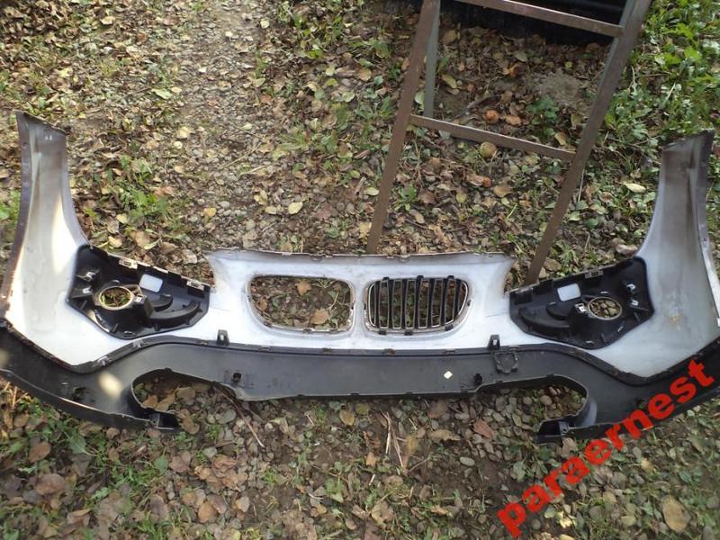 BMW X1 zderzak przód przedni zderzaki