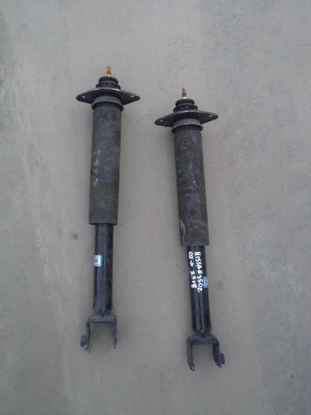 NISSAN 350Z 3.5 V6 AMORTYZATORY AMORTYZATOR TYL
