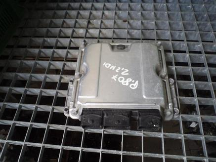 PEUGEOT 807 C8 ULYSSED 2.2 HDI KOMPUTER 0281011363