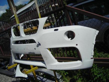 BMW X3 MPAKIET ZDERZAK PRZOD PRZEDNI