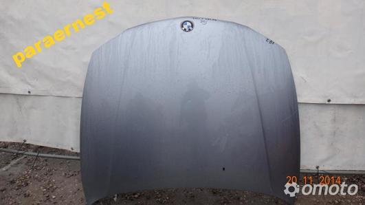 BMW 1 E81 E87 2004 MASKA POKRYWA SILNIKA