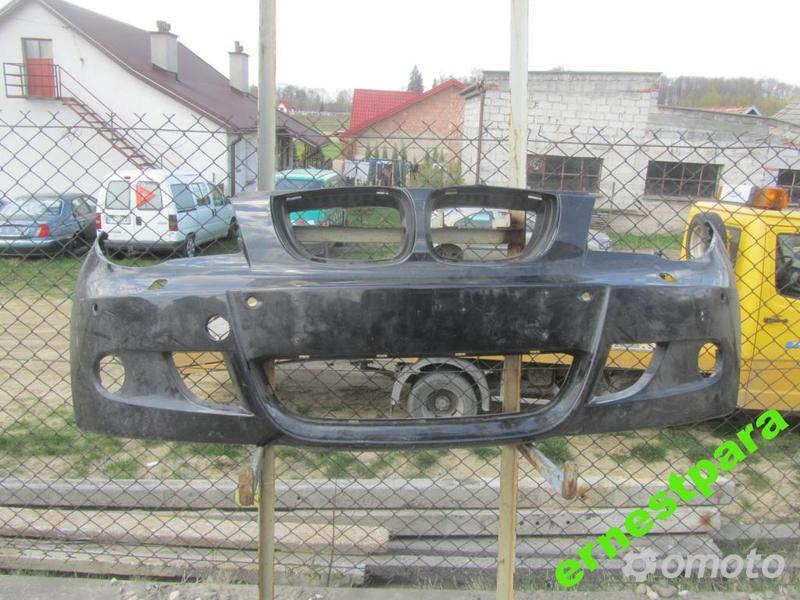 BMW 1 E81 2004- M-PAKIET ZDERZAK PRZÓD PRZEDNI
