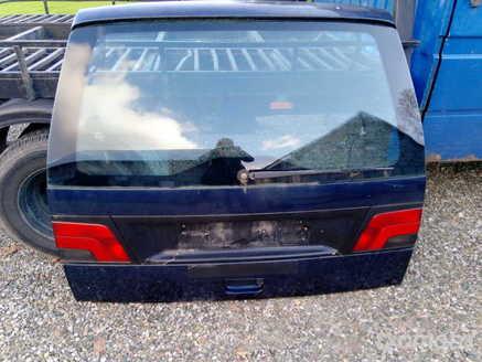 Klapa tył tylna kompletna Peugeot 806