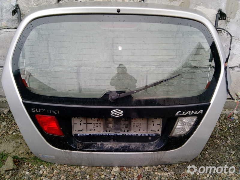 Klapa tył tylna kompletna Suzuki Liana hatchback Z