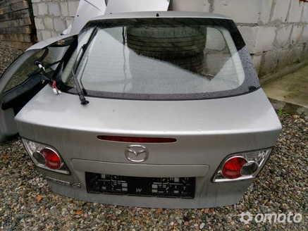 Klapa tył tylna kompletna Mazda 6 I hatchback