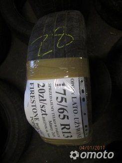 Opony Lato R13 Firestone 1756513 Używane 2szt Letnie Omotopl