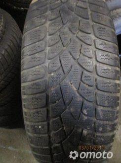 Opony Zima R17 Dunlop 2255017 Używane 2szt Zimowe Omotopl