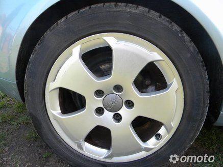 Rt Audi A3 8p 06r Felgi Aluminiowe R17 4szt Aluminiowe Omotopl
