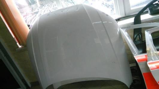 Audi A4 B9 15 Maska Pokrywa Silnika Maski Omotopl Części Do