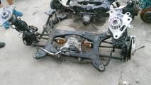 FIAT 500X RENEGADE 4x4 Most tylny dyfer