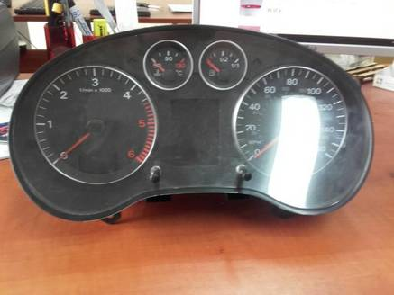 Audi A3 8p 03 20tdi Licznik Ang Liczniki Zegary Omotopl