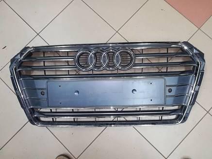 Audi A4 B9 15 Atrapa Grill Oryginał Atrapy Omotopl Części Do