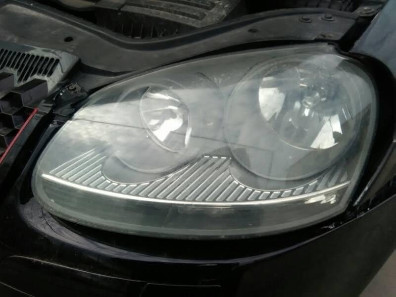 VW GOLF V GTI REFLEKTOR PRZOD LEWY EUR
