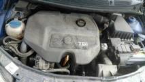 VW SKODA FABIA II SILNIK 1.9 TDI BSW 105KM DIESEL