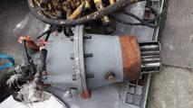 Liebherr silnik reduktora obrotu AT FMF 045