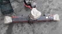 Apl-b355  obudowa mostu skretna 8 szpilek
