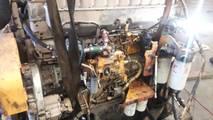 Silnik cummins palący NTA-855-C450