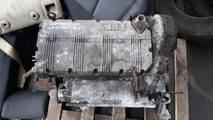 LOMBARDINI LDW1204  dół silnika