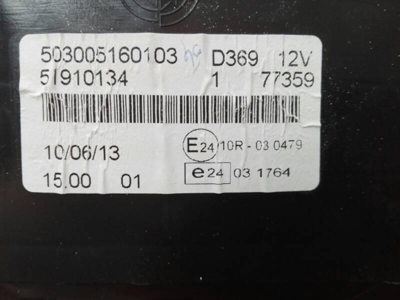 Licznik zegary Doblo 10- 51910134