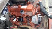 John Deere  silnik 4045 DF