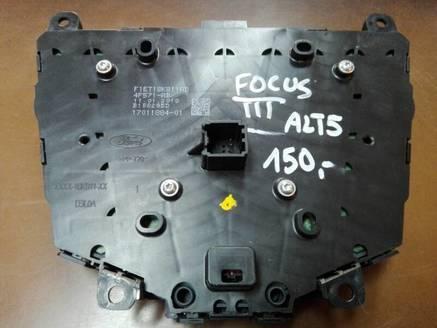 Panel nawigacyjny Focus III F1ET18K811AD