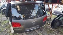 VW Touareg 2003-2006 klapa tył komplet