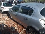 Opel corsa d drzwi tyl lewe z157