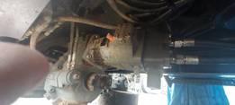 Silnik hydrauliczny Rexroth A6VM80HA1R1 / 63W
