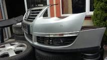 ZDERZAK PRZEDNI VW PASSAT B6 LA7W