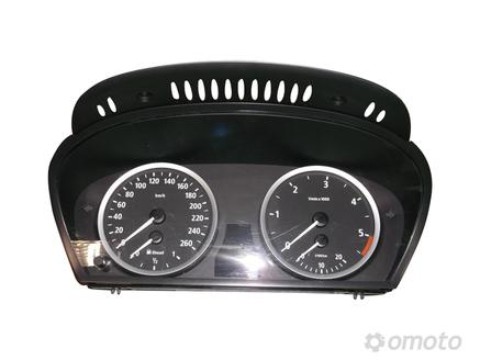 Licznik Zegary Bmw 5 E60 E61 Diesel Europa 535 530 Liczniki