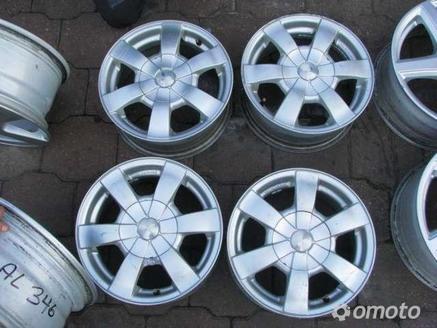 Felgi Aluminiowe 14 4x100 Et38 Fondmetal Aluminiowe Omotopl