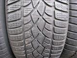 255/55R17 Dunlop SP WINTER SPORT 3D para opon