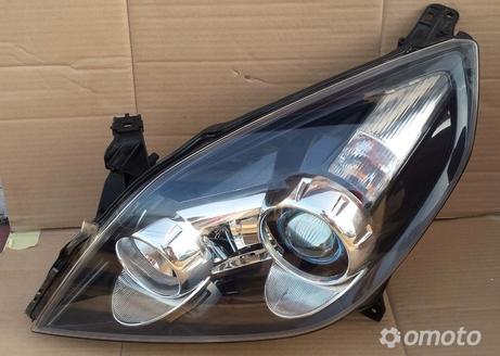 Bi Xenon Lewy Skrętny Opel Vectra C Signum Lift 05