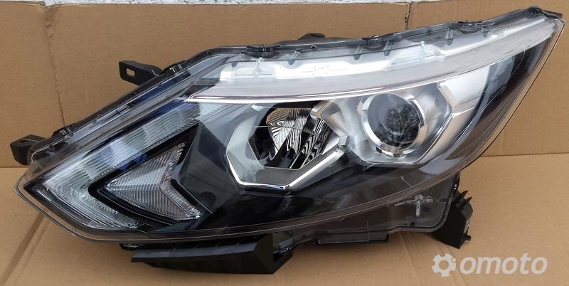 Reflektor Lewy Ful Full LED Nissan Qashqai 2014
