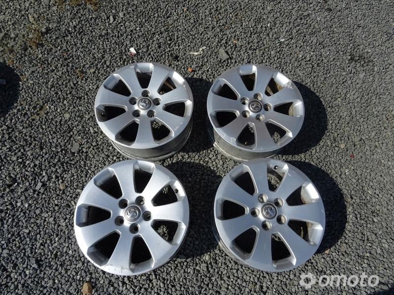 Opel Insignia Felgi Aluminiowe 17 7j Et41 Komplet Aluminiowe