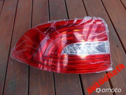 Lampa Tył Lewa Skoda Superb Lift Nowy Model Led