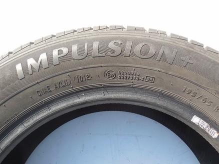 1 OPONA LATO LETNIA MOTRIO IMPULSION + 195/65 R15