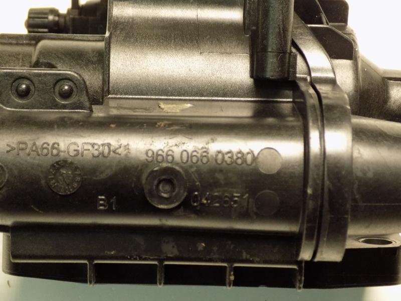 PEUGEOT 206 307 C4 C5 OBUDOWA TERMOSTATU 1.6 HDI