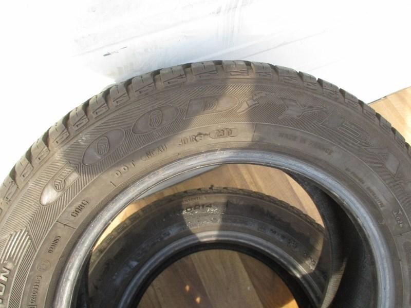 Opony Para Zima Goodyear 16570 R14 81t 7mm Zimowe Omotopl